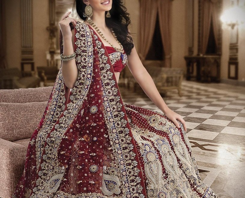 Lehengas- Designer Wedding Lehengas In Delhi