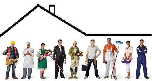 Making Sure That You Get The Job Done by A Trusted Tradesperson